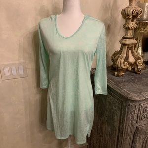 Balance Collection Sheer Swim Cover up